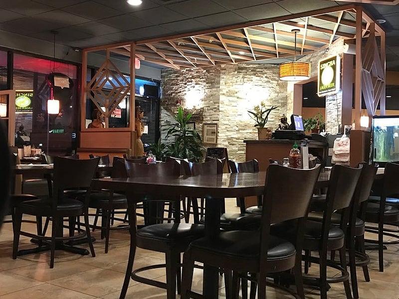 Thai Diamond BBQ Restaurant